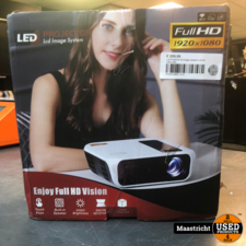 Led Projector lcd image system Full HD 1920-1080