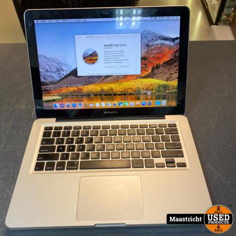 Macbook Pro 13 inch Late 2011, Core i5, 8GB DD3, 500GB