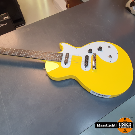 Gibson Electrische gitaar (geel)