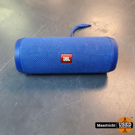 Jbl flip 4 bluetooth speaker (elders gezien voor €125)