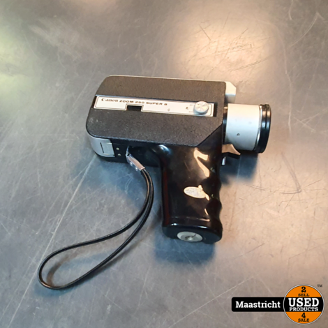 Canon Zoom 250 super 8