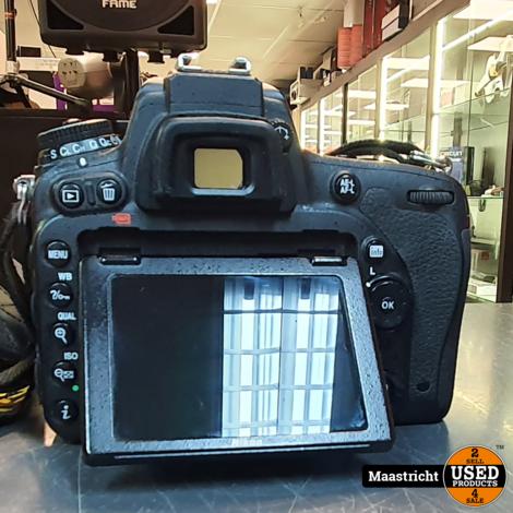 Nikon D750 Body 24MP - 3 accu's - Garantie -