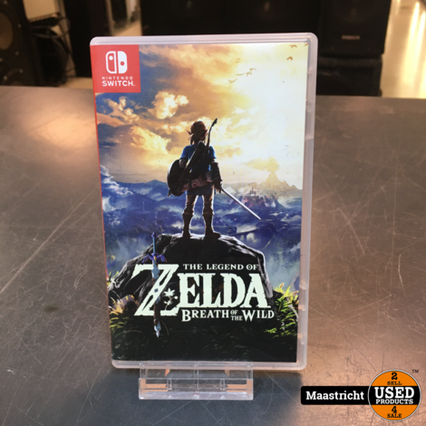 The legend of ZELDA, Breauth of the wild   SWITCH