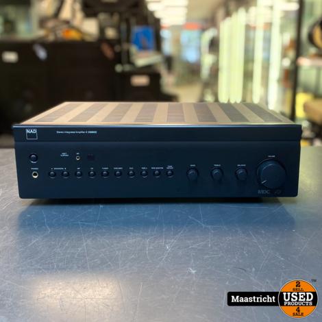NAD C356BEE stereo versterker, in NIEUWSTAAT met remote   nwpr 999 euro