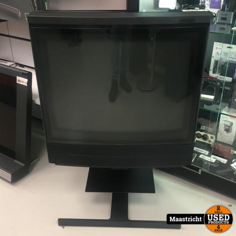 B&O Beovision MX7000, David Lewis design met de aktieve luidsprekers