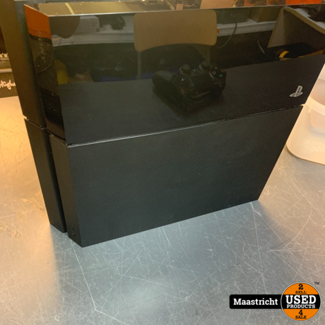 SONY Playstation 4 Console 500GB - Met controller