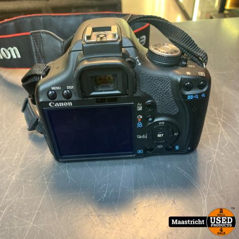 canon EOS500D camera + EFS 18-55MM Lens , Elders samen voor 229.99 Euro