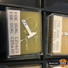 DUAL  CDS-620  pickup naald NIEUW