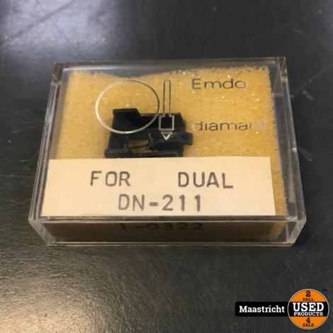 DUAL  DN211  pickup naald NIEUW