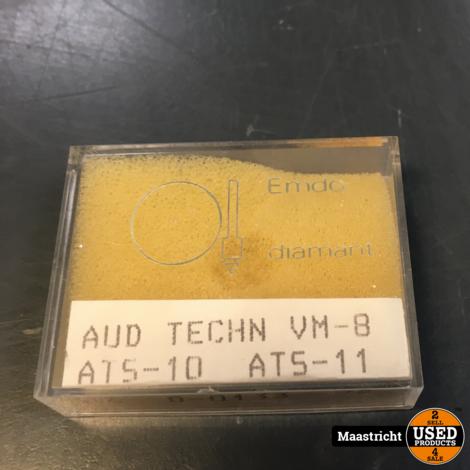 Audio Technica ATS-10  /  ATS11 pickup naald NIEUW