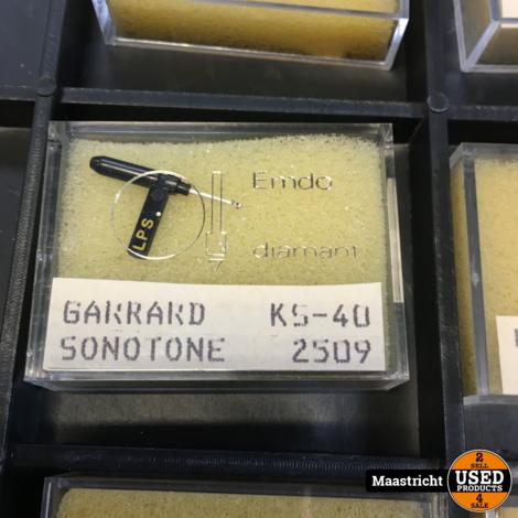 GARRARD  KS40  pickup naald NIEUW