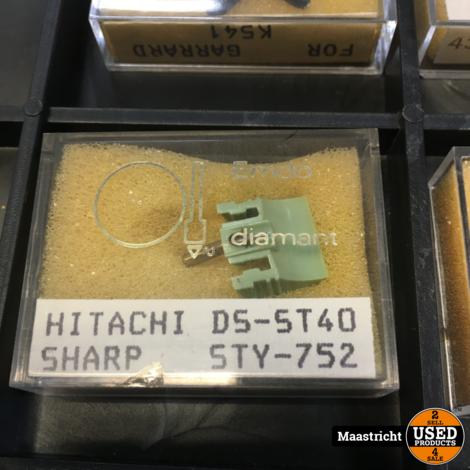 HITACHI  ST-40  pickup naald NIEUW