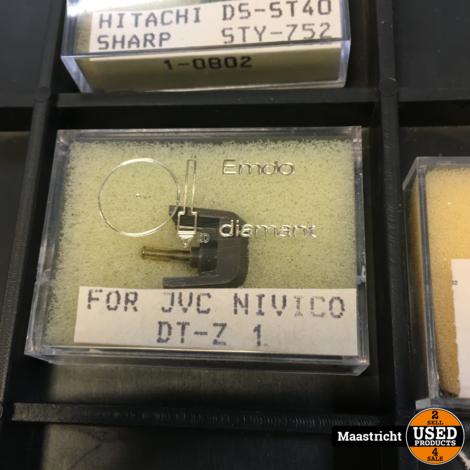JVC  DT-Z1   pickup naald NIEUW