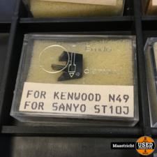 KENWOOD  N49  pickup naald NIEUW