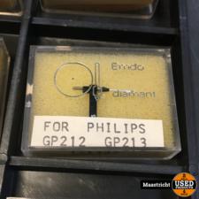 Philips  GP-212   GP-213  pickup naald NIEUW