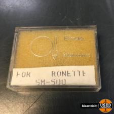 RONETTE  SM500 pickup naald NIEUW