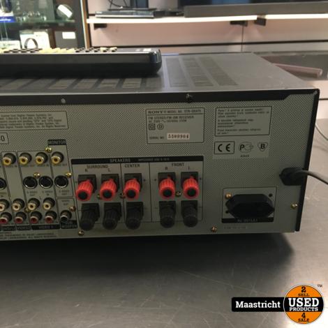 SONY STR-DE675  5x 100 Watt AV receiver met remote