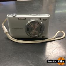 Samsung ST150F digitale camera, wit, 16.2 MP, WiFi | nwpr 109 euro