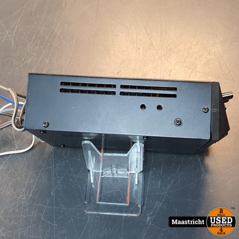 Audiosonic equalizer - Garantie -