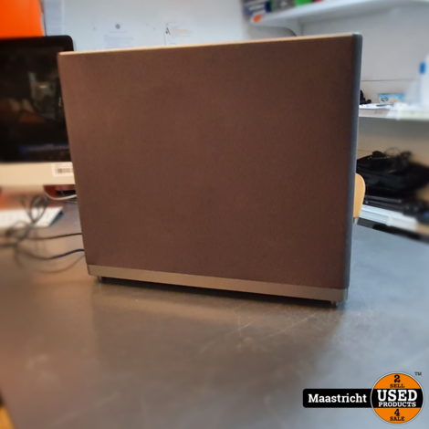 Aktieve draadloze subwoofer behorend bij LG LAP440 soundplate