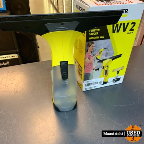 Kärcher WV 2 Plus N - Ruitenreiniger