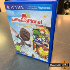 PS Vita - Little Big Planet Marvel super Hero Edition