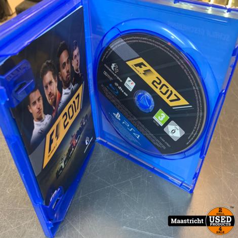 PS4 Game - F1 2017 , Elders voor 14.99 Euro