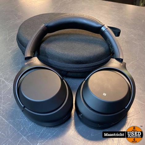 Sony draadloze koptelefoon WH1000XM3B Noise Cancelling (Zwart) | nwpr 195 euro