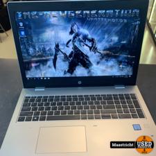 HP Probook 650 G5 , Intel Core i5 , 8GB RAM , 250GB SSD