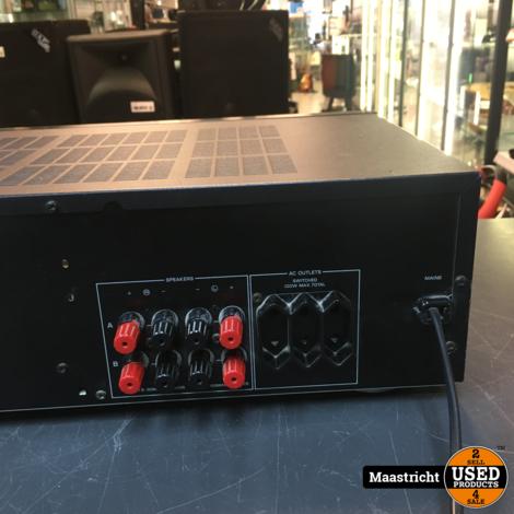 Yamaha AX-390 krachtige stereo versterker (1996-1997)  2x 60 Watt