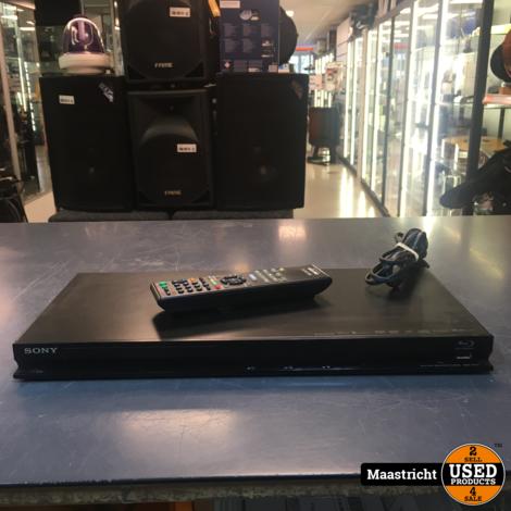 SONY BDP-S373 BluRay speler in prima staat met originele afstandsbediening