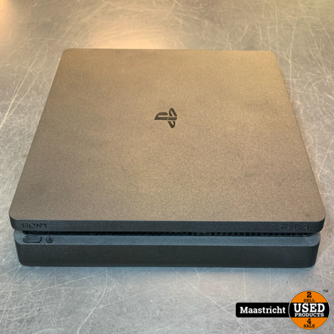Playstation 4 slim, 500 GB, in NIEUWSTAAT