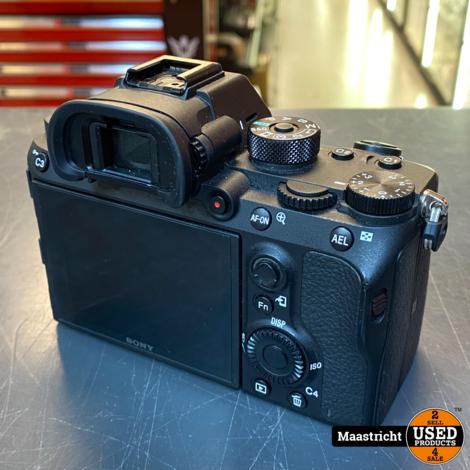 Sony A7R Mark III Camera + oplader