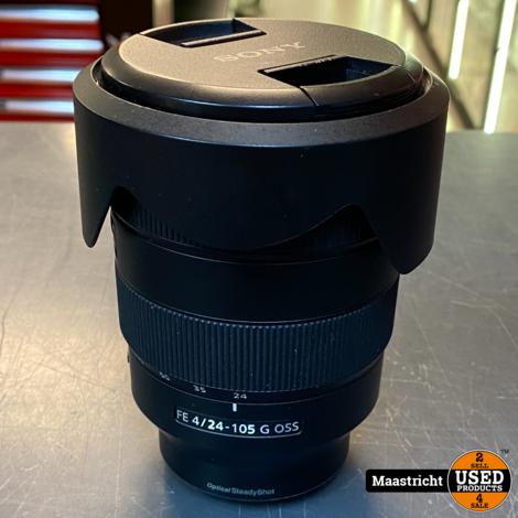 Sony FE 4/24-105 G OSS Lens