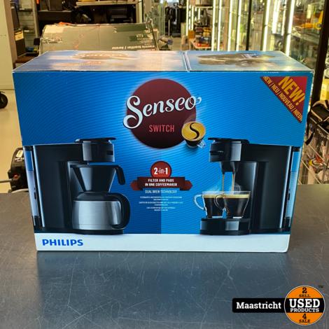 Philips Senseo Switch - Nieuw! | Nwpr. 75,99 Euro