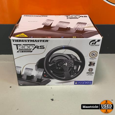 thrustmaster t 300 steer & playseat (nwp 530 euro set)