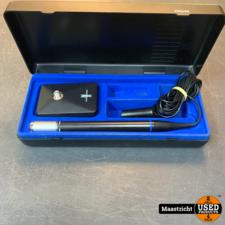 Philips N8308 vintage electret hifi microfoon, als nieuw in doos