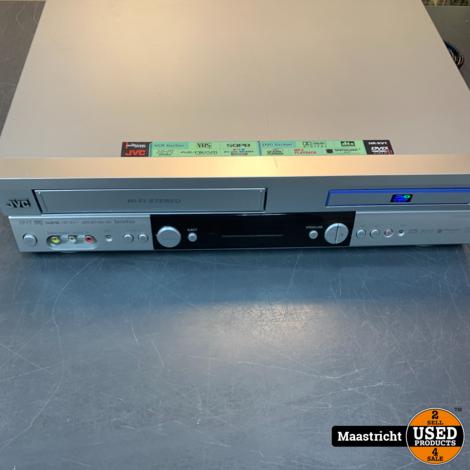JVC HR-XV1EU-C  DVD speler / videorecorder