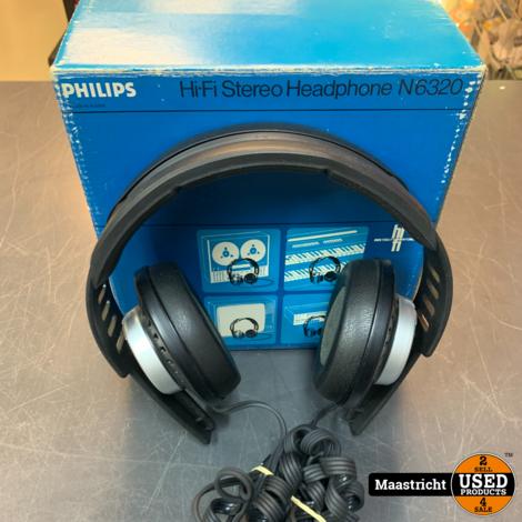 PHILIPS N6320 vintage stereo headphones