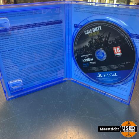 Playstation 4 Game - COD WW2 , Elders voor 18.99 Euro