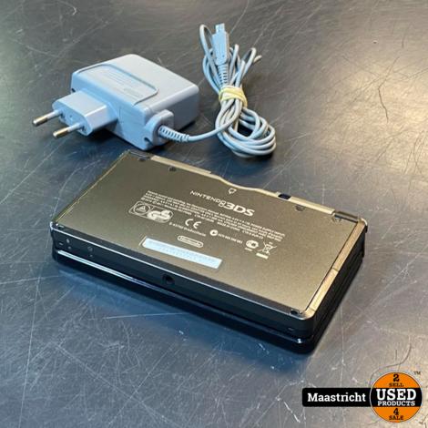 Nintendo 3ds zwart