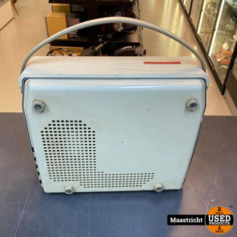 Philips EL 3541 vintage 4-sporen bandrecorder, gereinigd en opgeknapt.
