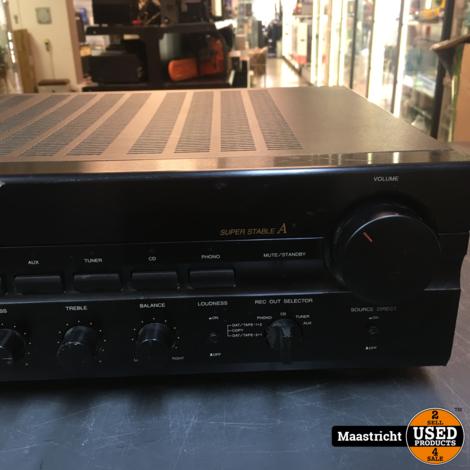 Topklasse Denon PMA-715R stereo versterker, 2x 120 Watt, met Phono aansluiting