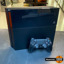 Playstation 4 Console - 500GB + 1 Controller