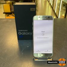 SAMSUNG GALAXY S7 32GB GOLD - Nette staat