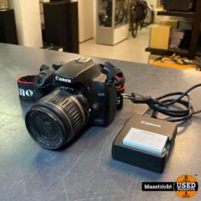 CANON EOS1000D spiegelreflex camera