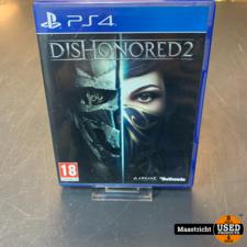 PS4 Game - Dishonored 2 , Elders voor 9.99 Euro