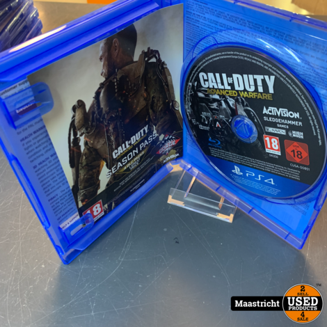 PS4 Game - COD Advanced Warfare , Elders voor 9.99 Euro