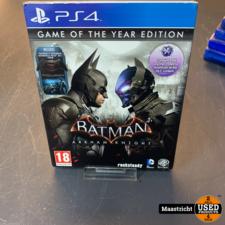 PS4 Game - Batman Arkham Knight , Elders voor 14.99 Euro