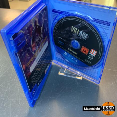 PS4 Game - Village resident evil , Elders voor 54.99 Euro
